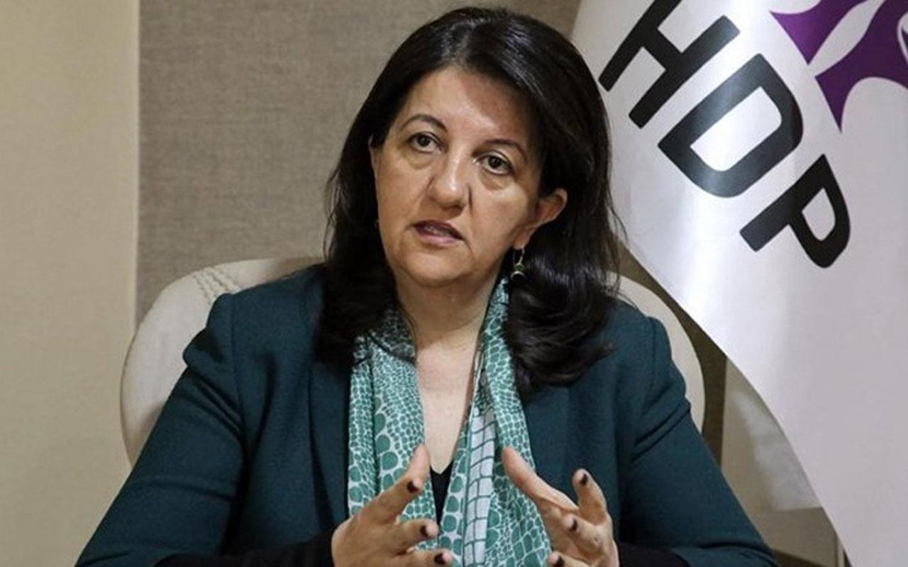 HDP Eş Genel Başkanı Buldan'dan 'DTK' tepkisi: Kapsını kırdığınız kurum demokrasi için çalışıyor