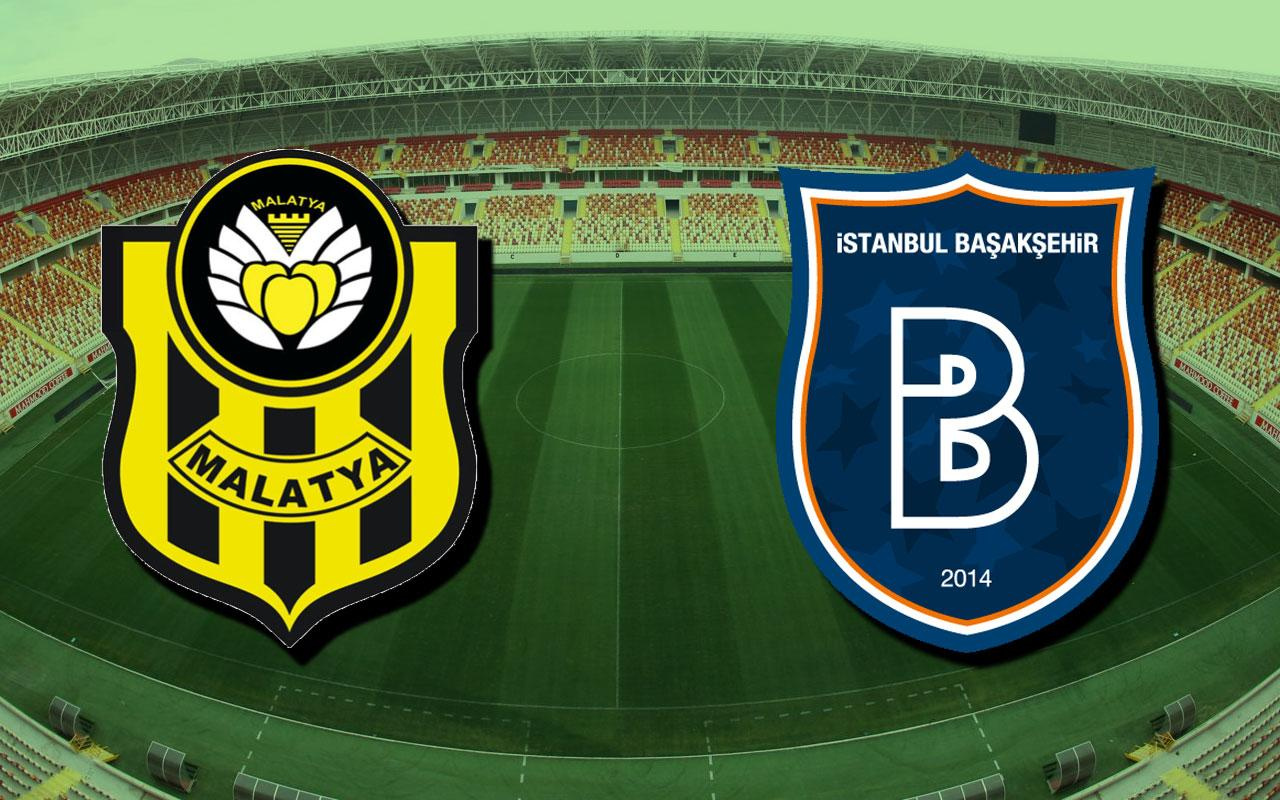 Yeni Malatyaspor Başakşehir maçı canlı yayın hangi kanalda saat kaçta
