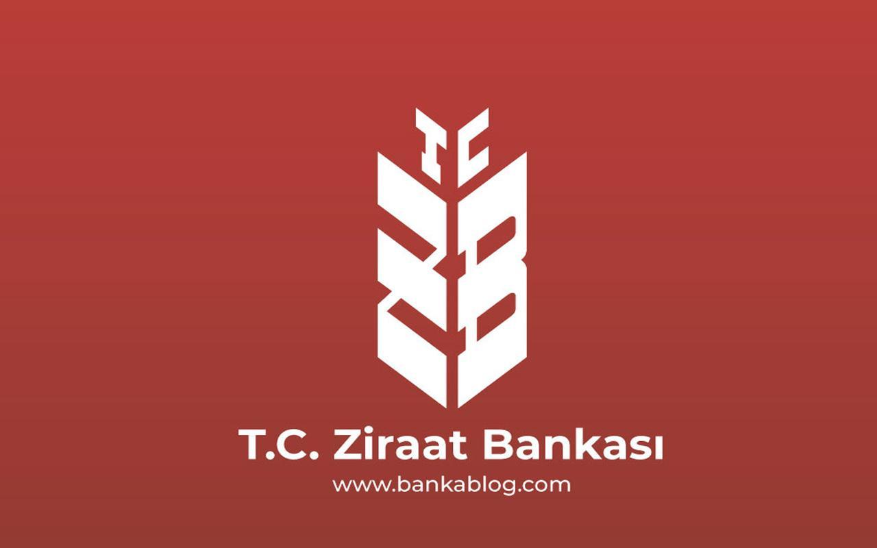 Ziraat Bankası ihtiyaç kredisi 60/120 ay faiz oranları ödemesi