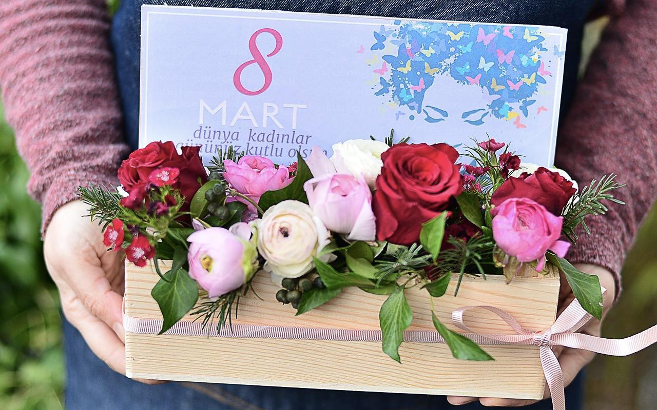 Kadınlar Günü hediyeleri kadına alınacak ilginç 8 Mart hediyeleri neler?