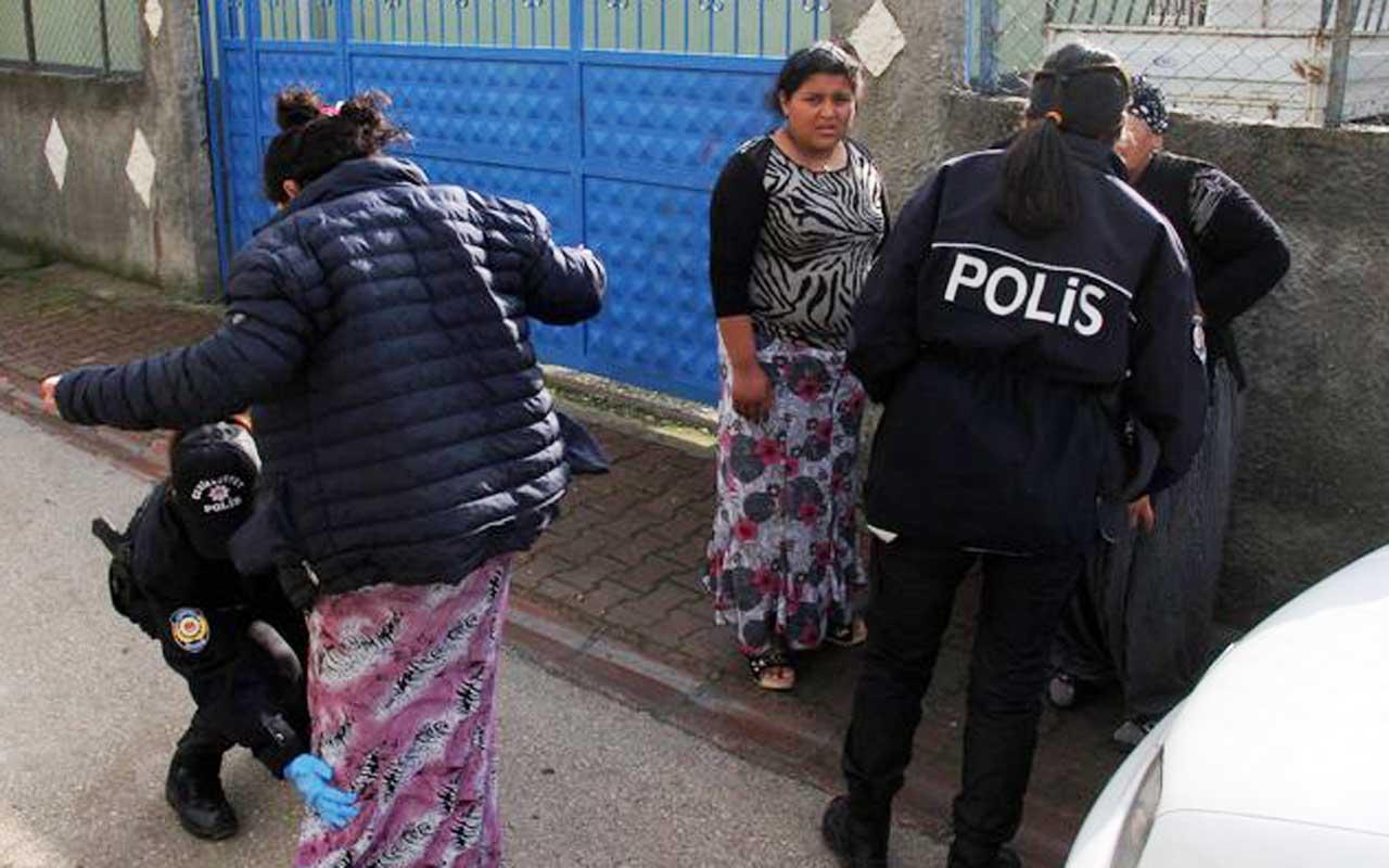 Adana'da kimlik göstermeyen bu mahalleye giremiyor!