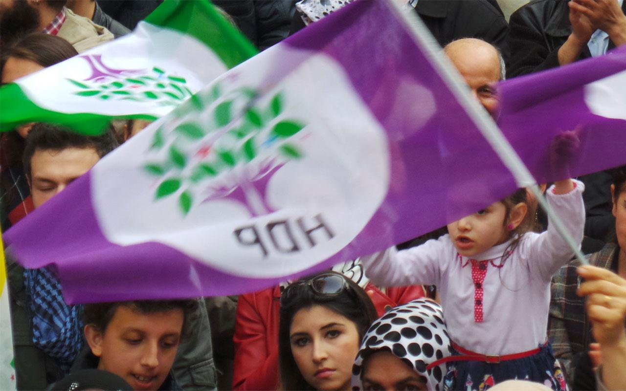 YSK'dan HDP'nin başvurusuna ret