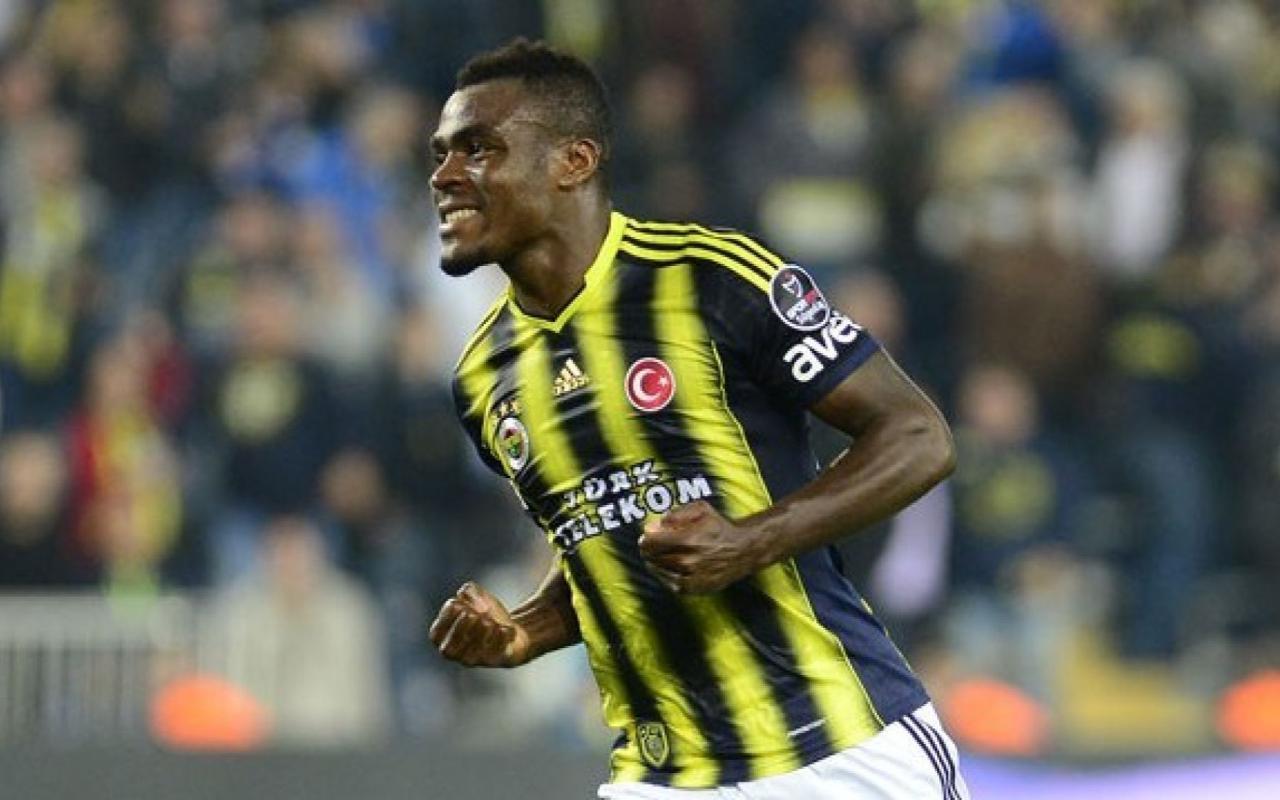 Emenike Fenerbahçe için geliyor