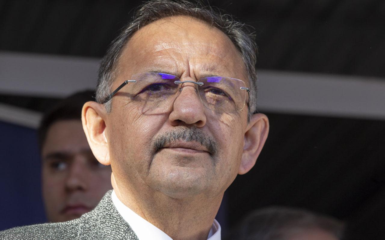 AK Partili Mehmet Özhaseki'den öğrencilere müjde