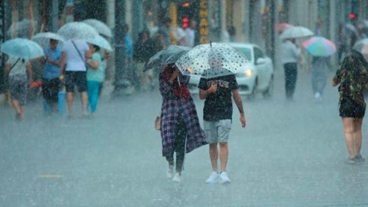 Meteoroloji'den yağmur uyarısı geldi bahar havasına sakın kanmayın - Sayfa 1
