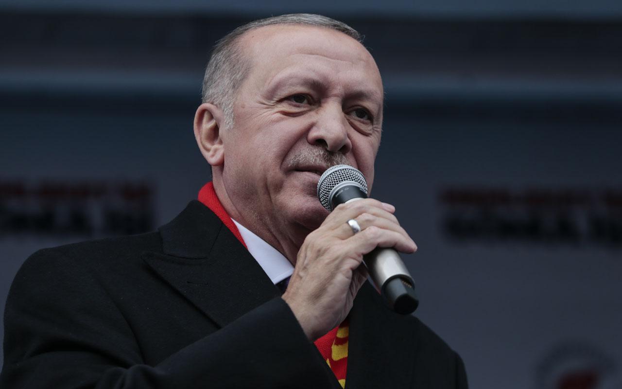 Cumhurbaşkanı Recep Tayyip Erdoğan'dan 18 Mart mesajı!