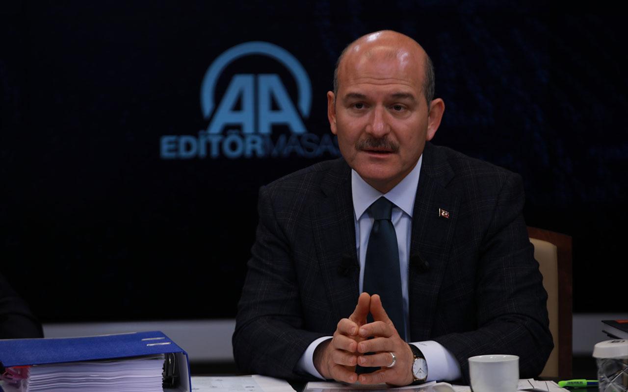 İçişleri Bakanı Süleyman Soylu'dan seçim açıklaması