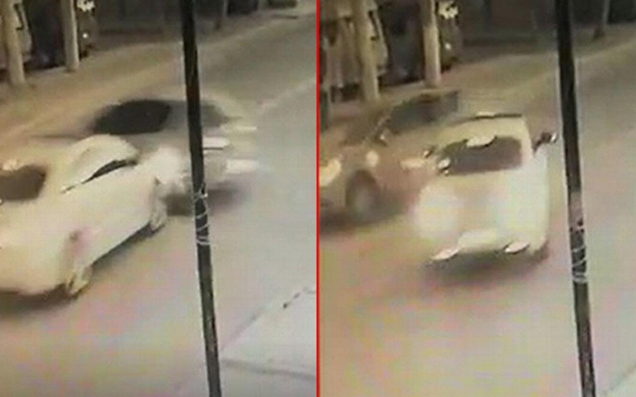 Menderes Türel'in eşi Ebru Türel trafik kazası geçirdi