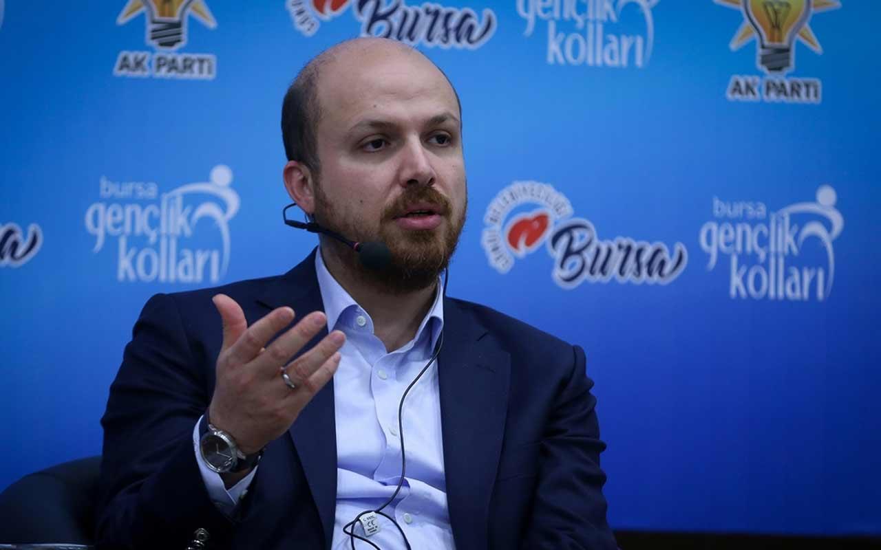 Bilal Erdoğan: WhatsApp kullanmıyorum, hala SMS kullanıyorum'