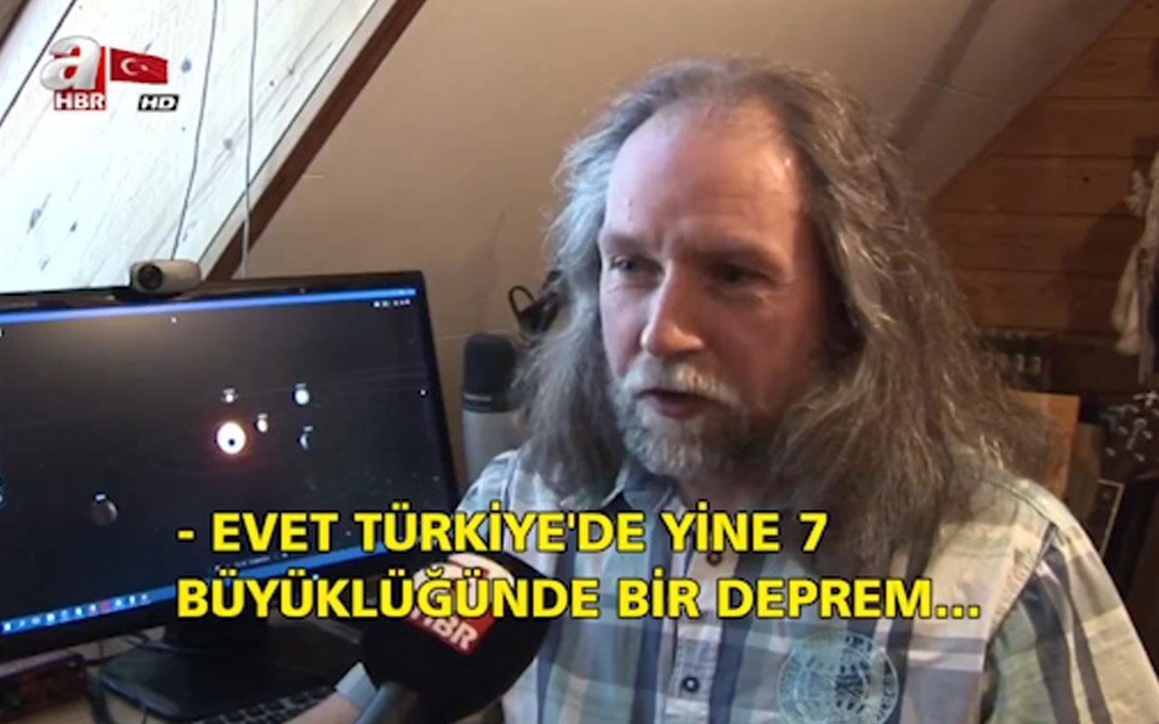Frank Hoogerbeets son deprem açıklamasıyla ürküttü