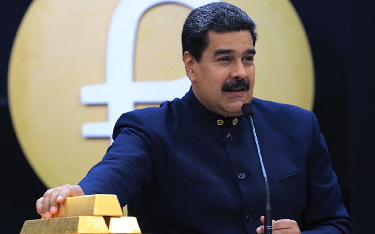 Venezuela'ya ait 1 milyar dolarlık altın için yeni karar