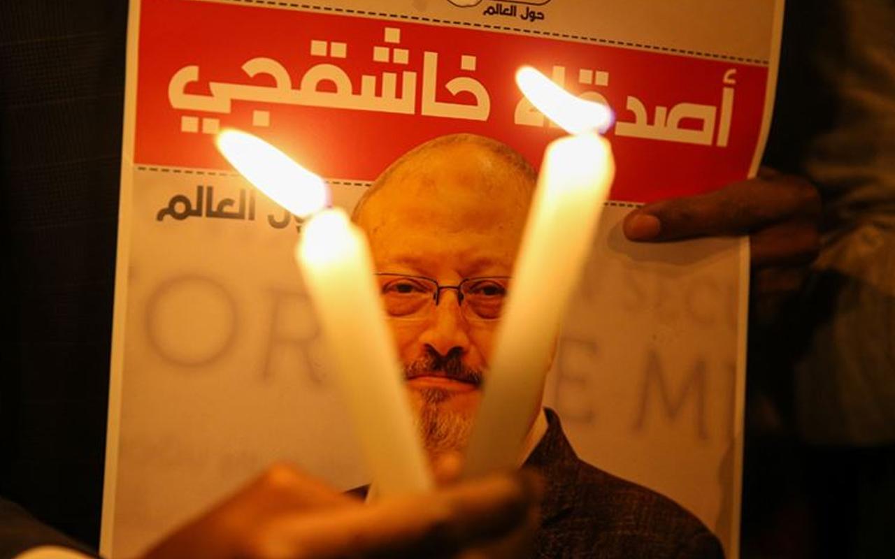 Suudi Arabistan'a 400 milyon dolarlık Kaşıkçı protestosu