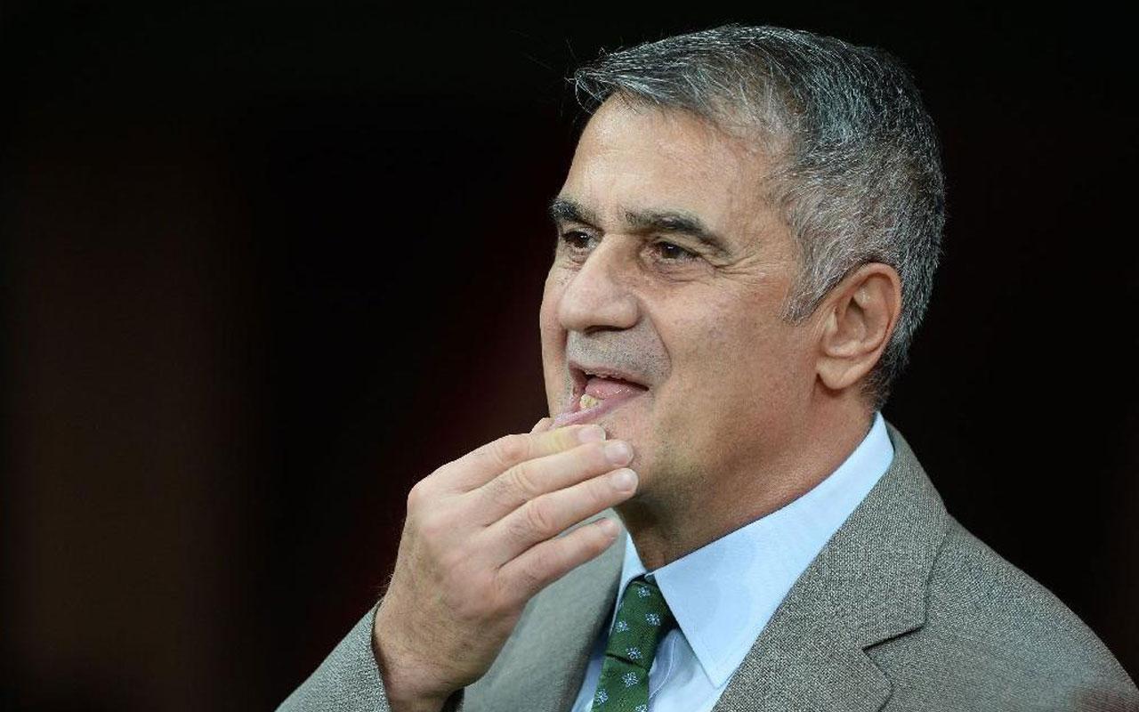 Şenol Güneş: Trabzonspor bizden daha iyiydi
