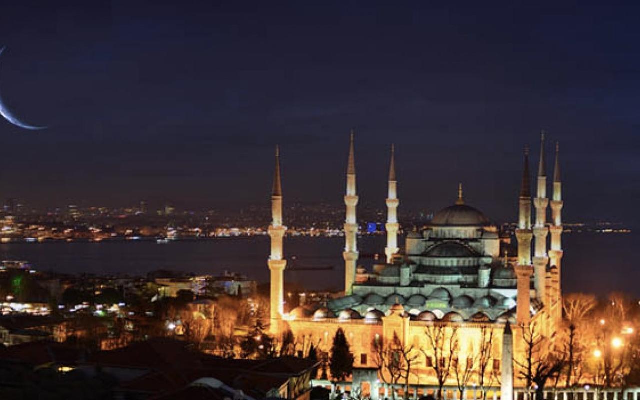 Hayırlı Ramazanlar mesajları 2021 yeni resimli Ramazan tebrik sözleri