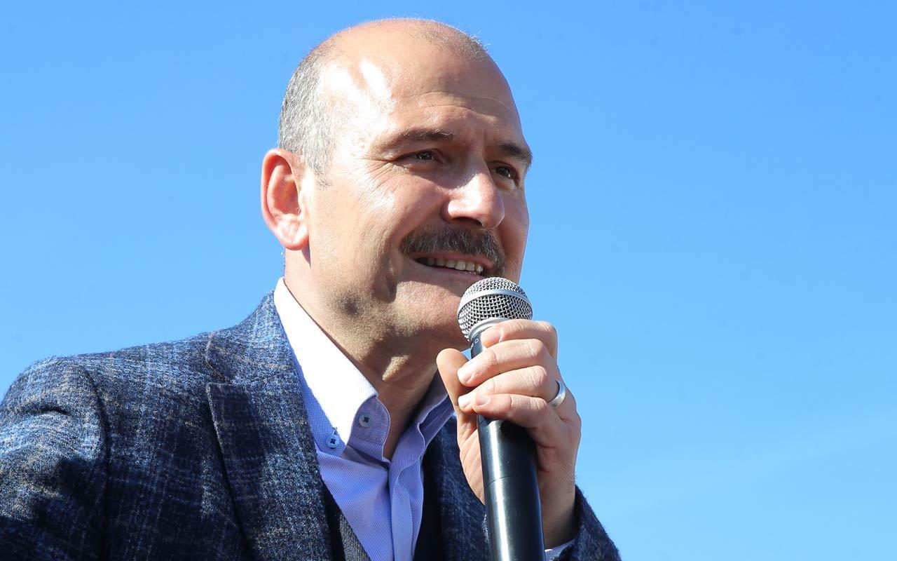 İçişleri Bakanı Süleyman Soylu: Geçen yıl 275 mafya örgütünü çökerttik