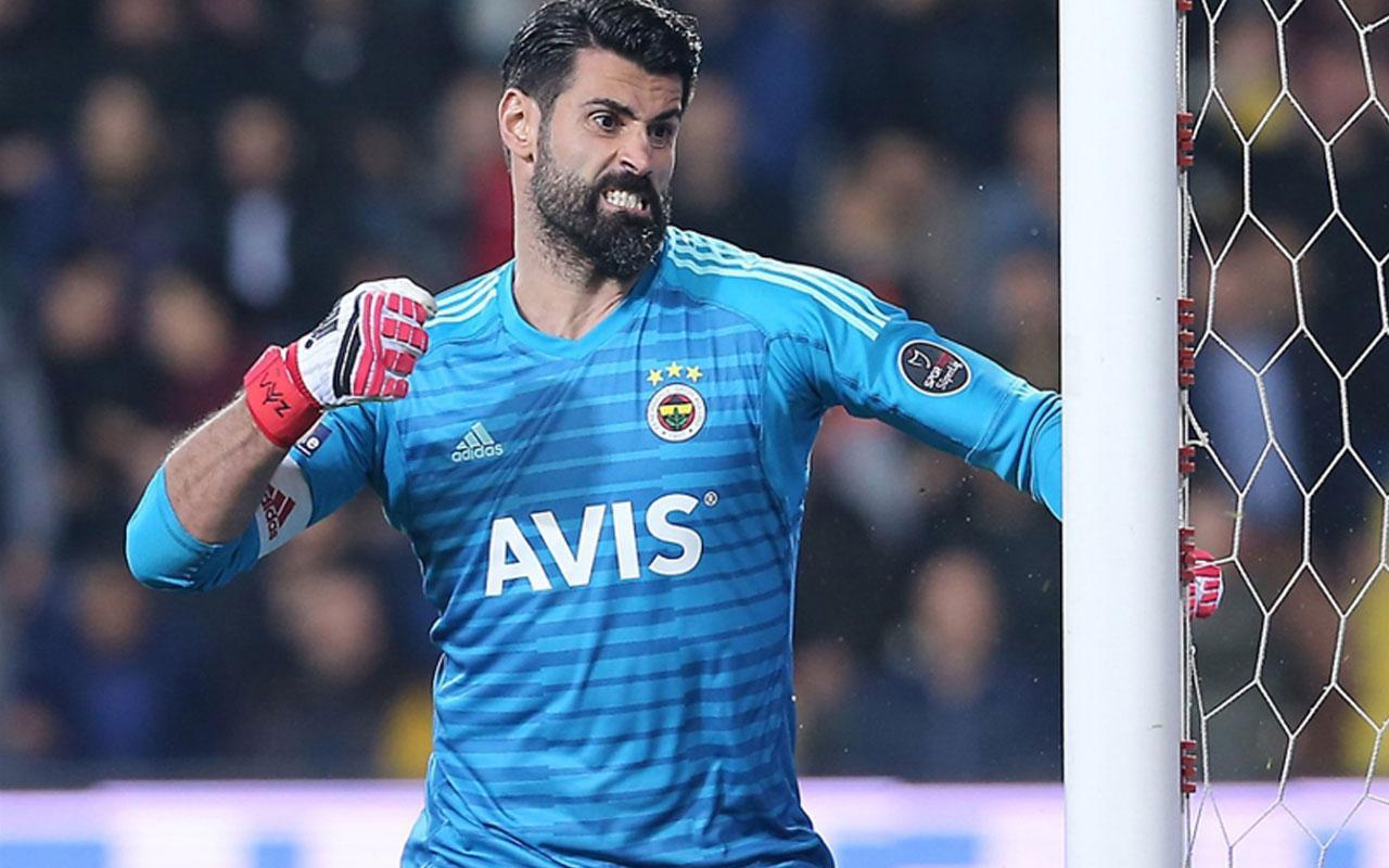Volkan Demirel Fenerbahçe'deki hedefini açıkladı