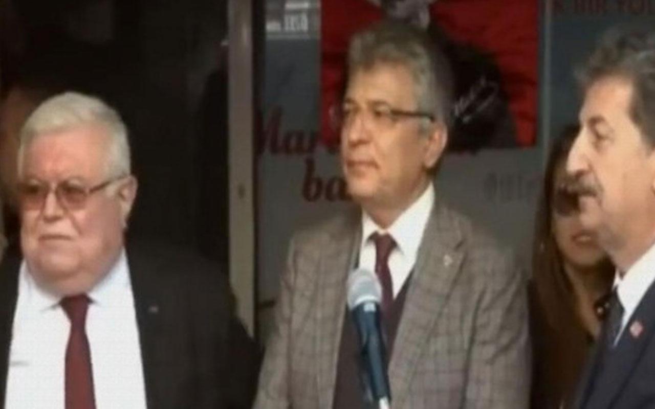 CHP'li Selman Arslan disiplin kuruluna sevk edildi