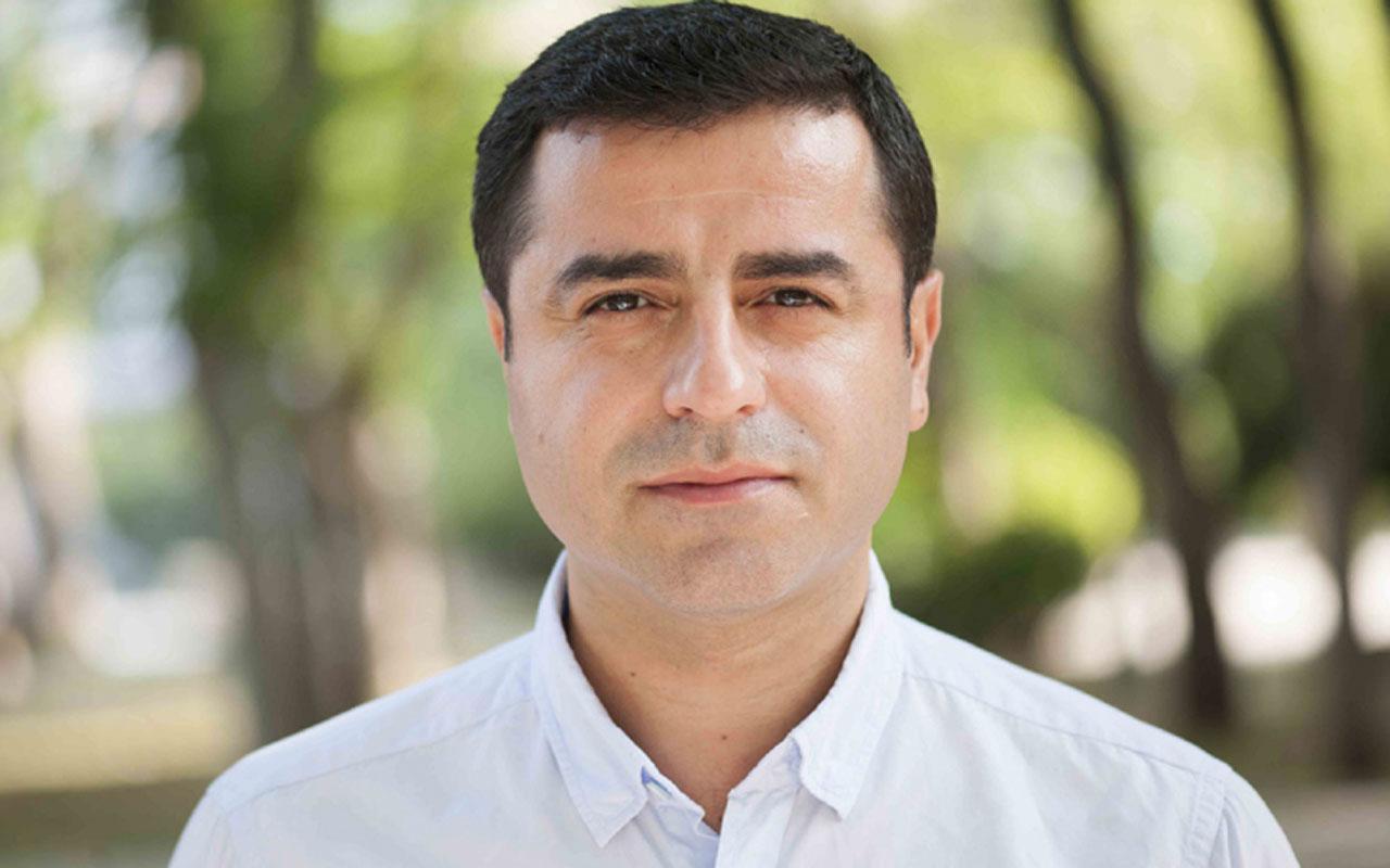 Selahattin Demirtaş'tan Öcalan açıklaması