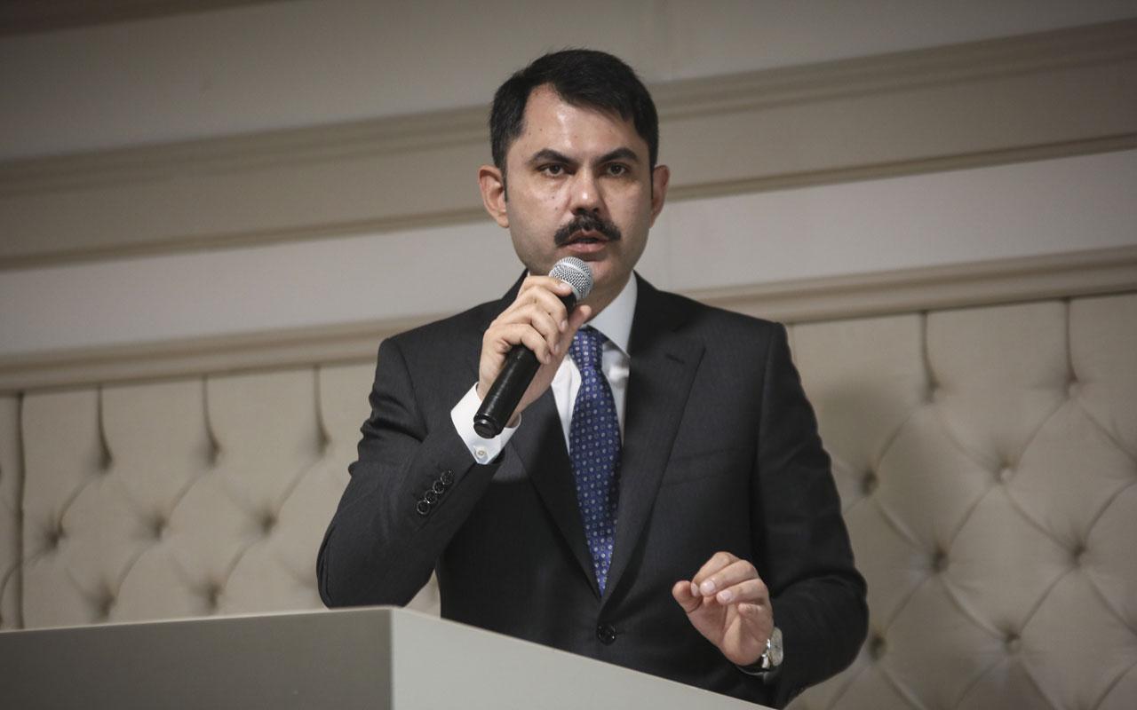 Bakan Murat Kurum'dan Beyoğlu'nda kentsel dönüşüm müjdesi