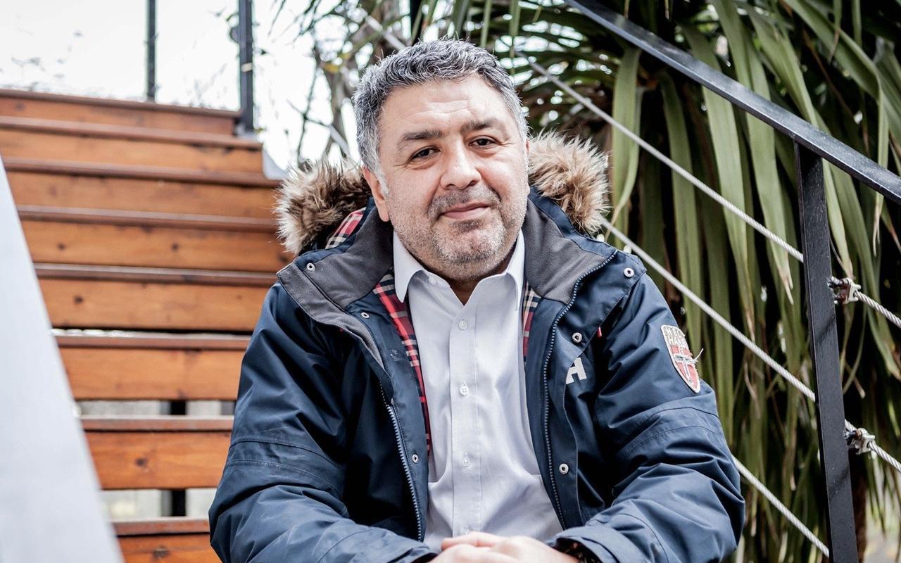 Mustafa Uslu kimdir kaç yaşında ikiz babası oldu çocuklarının adı