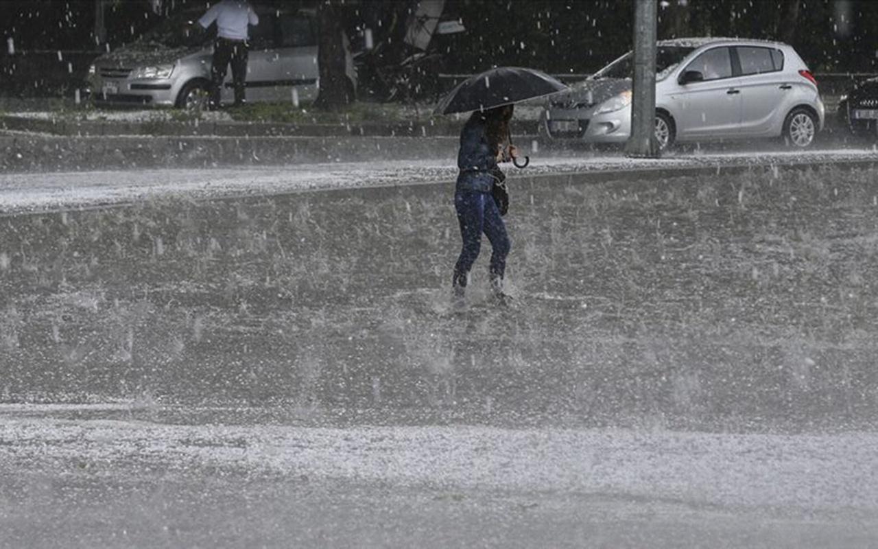 Meteorolojiden yeni uyarı geldi ülke genelini etkileyecek