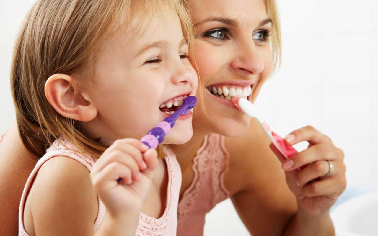 Çocuklarınıza diş fırçalama alışkanlığını bu şekilde kazandırabilirsiniz