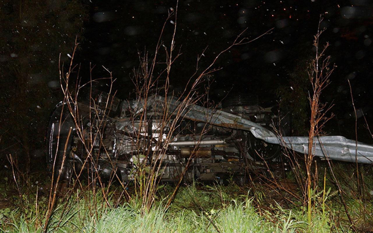 Zafer Çika araba kazası görüntüleri Demet Akbağ'ı kahreden detay