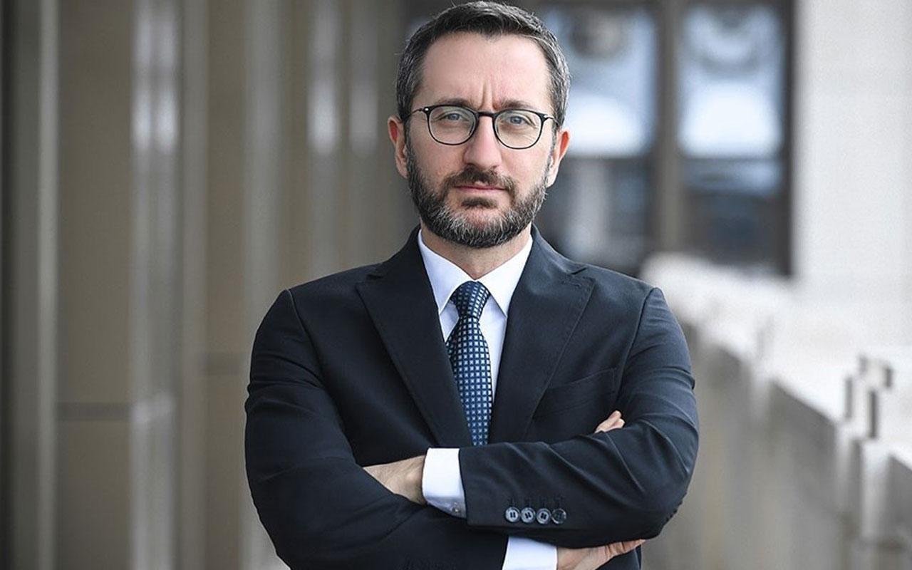 Fahrettin Altun'dan ABD'nin provokatif iddiasına yanıt