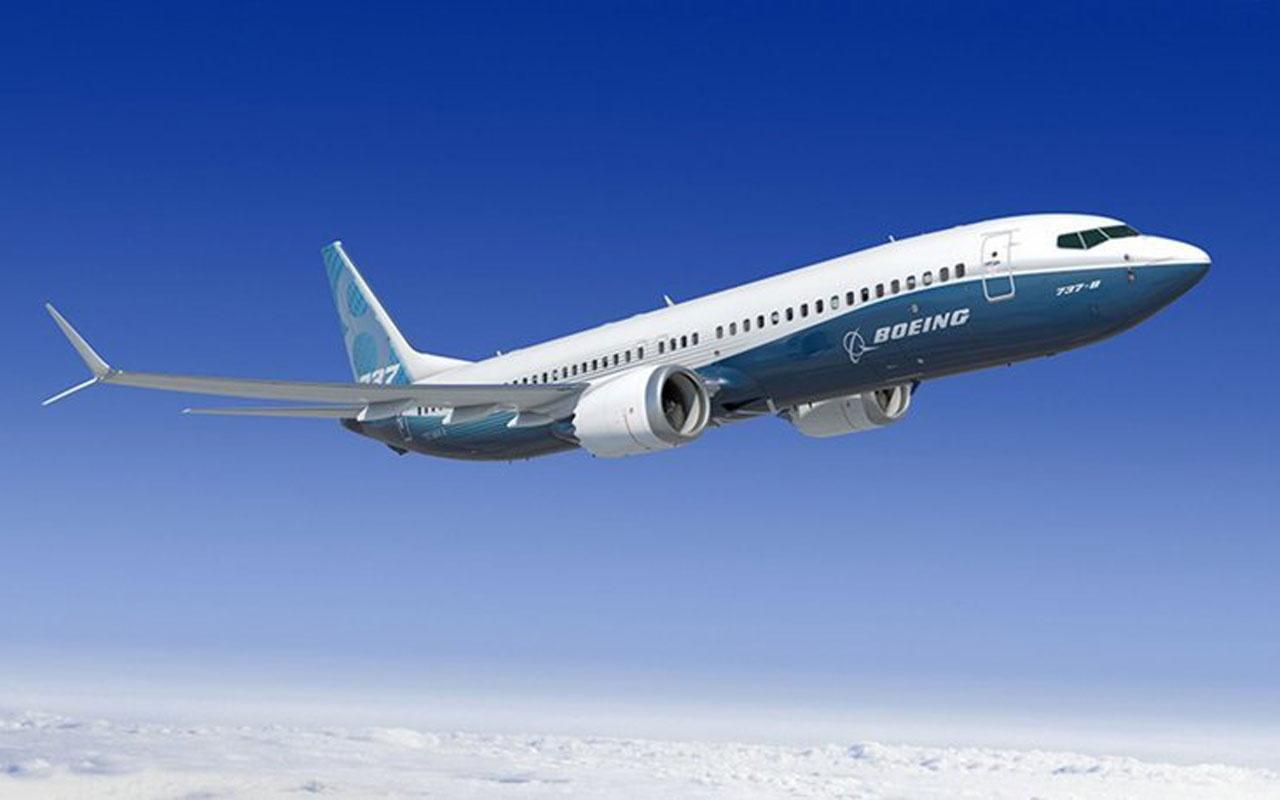 Boeing'in önce uçakları sonra hisseleri düştü  25 milyar dolar kaybetti