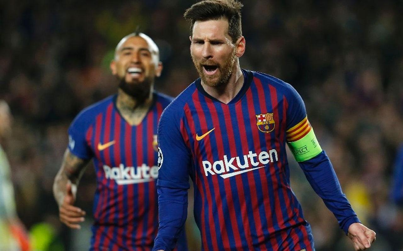 Los Angeles Galaxy, Messi için teklif yapmaya hazırlanıyor