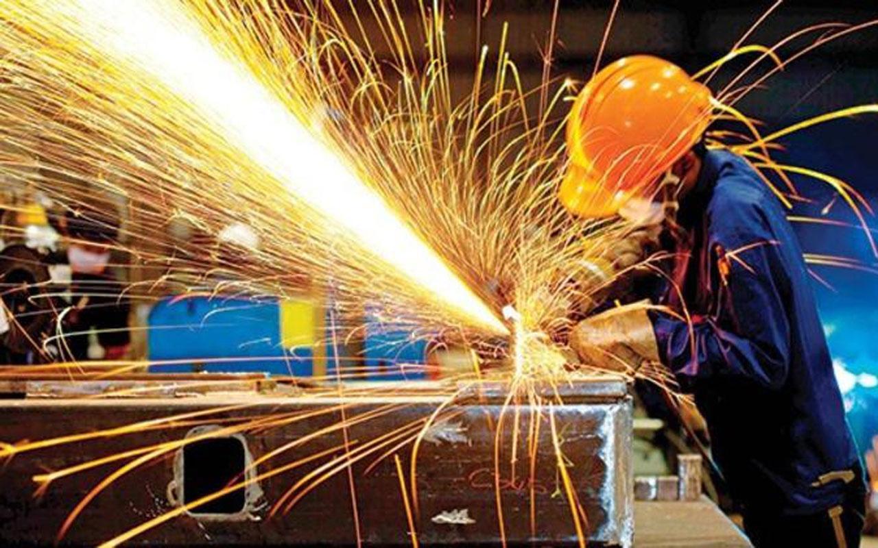 TÜİK Nisan ayı sanayi üretimi verilerini açıkladı