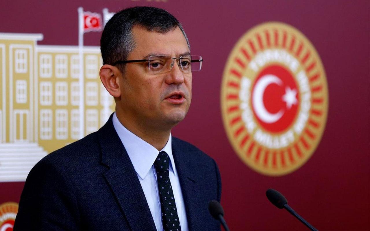 CHP TBMM Grup Başkanvekili Özgür Özel'den üniversiteler için araştırma istemi