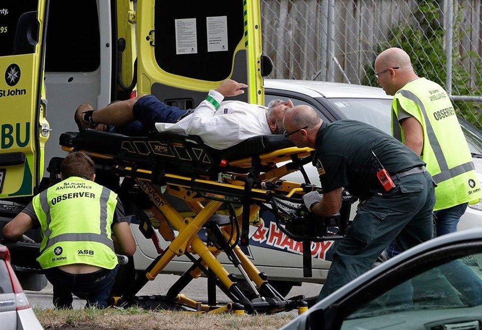 Yeni Zelanda'da camiye saldıran Brenton Tarrant : Türk yiyici tanrı bunu istedi - Sayfa 19