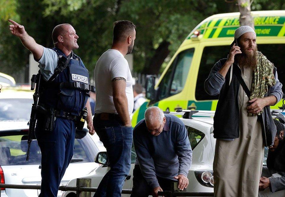 Yeni Zelanda'da camiye saldıran Brenton Tarrant : Türk yiyici tanrı bunu istedi - Sayfa 23