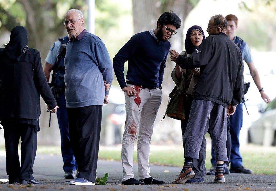 Yeni Zelanda'da camiye saldıran Brenton Tarrant : Türk yiyici tanrı bunu istedi - Sayfa 24