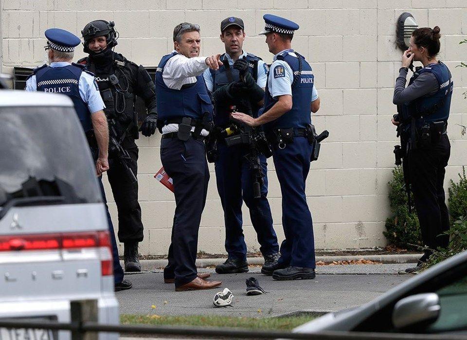 Yeni Zelanda'da camiye saldıran Brenton Tarrant : Türk yiyici tanrı bunu istedi - Sayfa 26