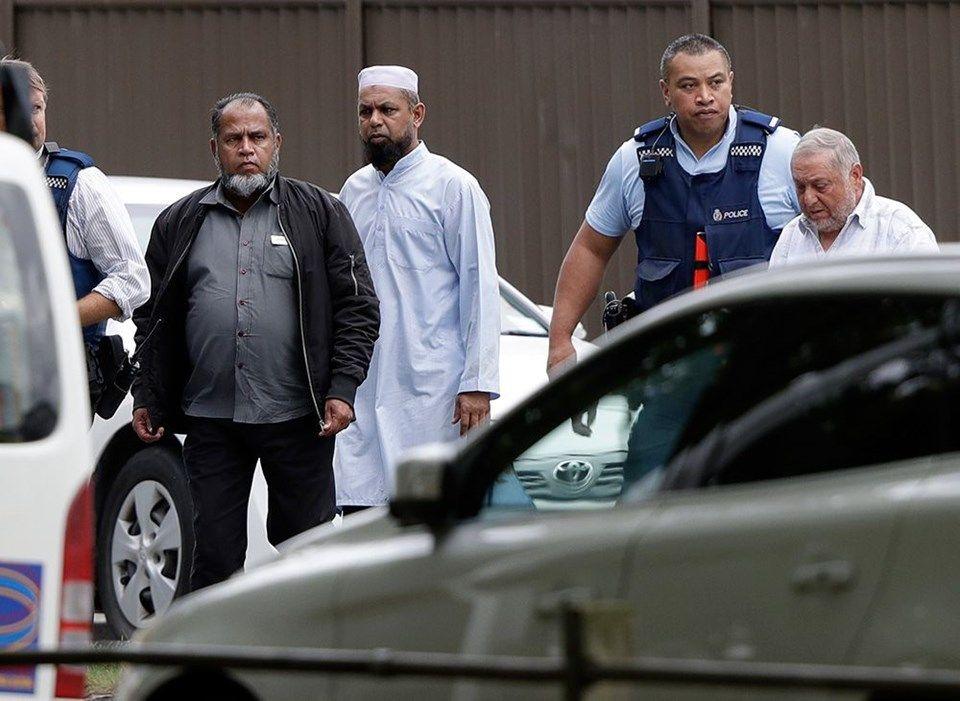 Yeni Zelanda'da camiye saldıran Brenton Tarrant : Türk yiyici tanrı bunu istedi - Sayfa 27