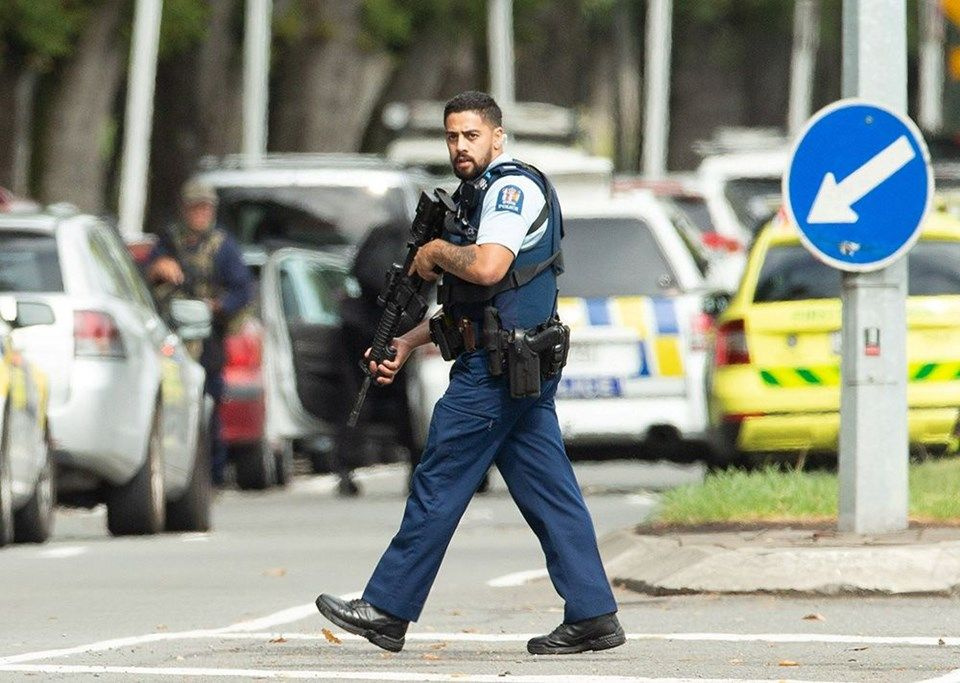 Yeni Zelanda'da camiye saldıran Brenton Tarrant : Türk yiyici tanrı bunu istedi - Sayfa 28