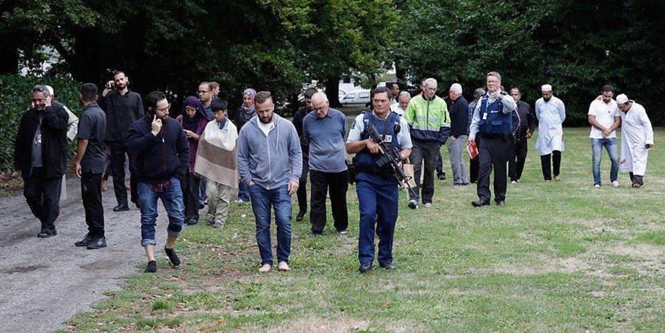 Yeni Zelanda'da camiye saldıran Brenton Tarrant : Türk yiyici tanrı bunu istedi - Sayfa 31