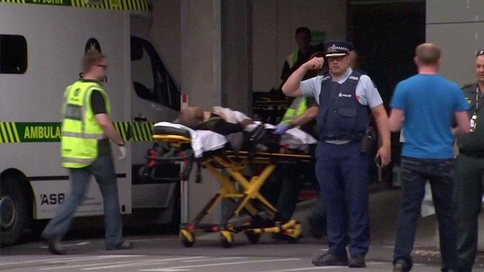 Yeni Zelanda'da camiye saldıran Brenton Tarrant : Türk yiyici tanrı bunu istedi - Sayfa 21