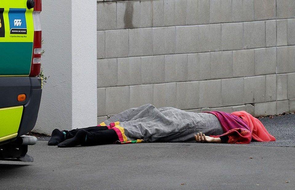 Yeni Zelanda'da camiye saldıran Brenton Tarrant : Türk yiyici tanrı bunu istedi - Sayfa 17