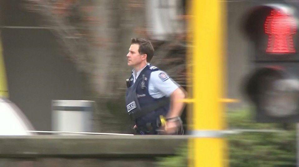 Yeni Zelanda'da camiye saldıran Brenton Tarrant : Türk yiyici tanrı bunu istedi - Sayfa 22