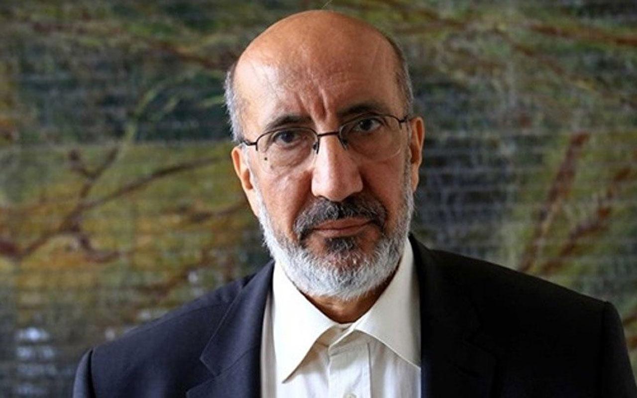 Abdurrahman Dilipak'tan AK Parti'ye seçim uyarısı! Kriz derinleşecek olursa...