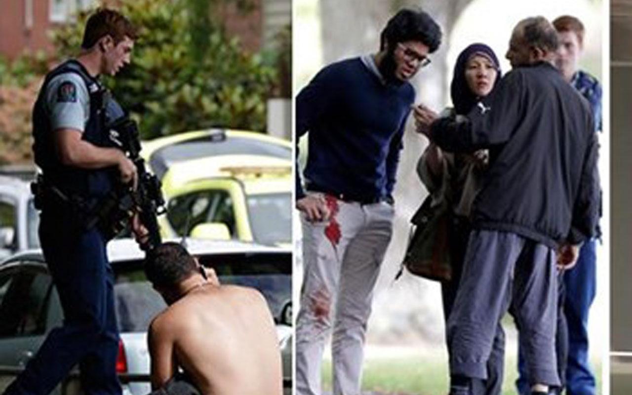 Yeni Zelanda'da camiye saldıran Brenton Tarrant : Türk yiyici tanrı bunu istedi