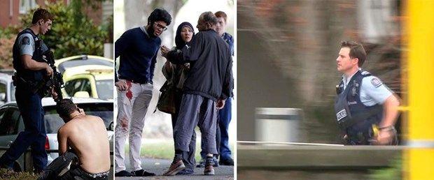 Yeni Zelanda'da camiye saldıran Brenton Tarrant : Türk yiyici tanrı bunu istedi - Sayfa 12