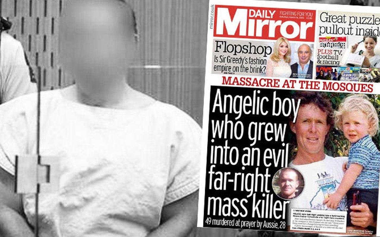 """Katliamcı teröristi """"melek çocuk"""" yaptılar"""