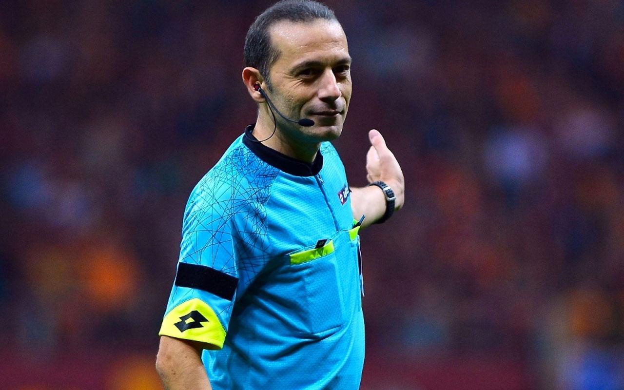 Bursaspor-Galatasaray maçının VAR hakemi belli oldu