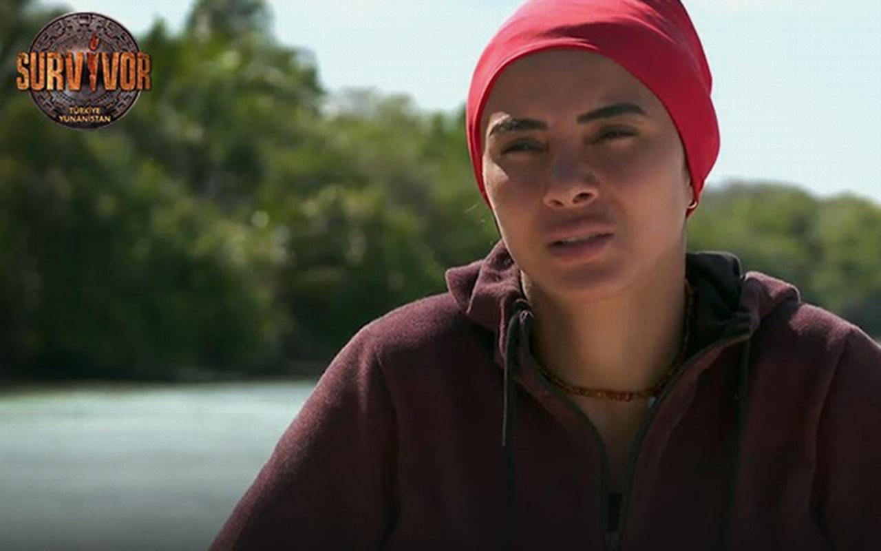 """Survivor Sabriye: """"Bora'ya ağır taktım"""""""