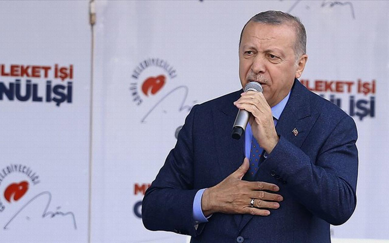 Cumhurbaşkanı Erdoğan'dan Antalya'da kritik mesajlar