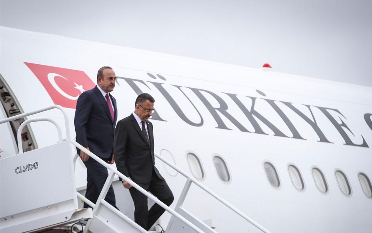 Türk heyeti katliamın ardından Yeni Zelanda'ya vardı